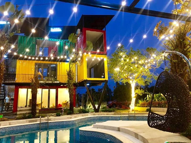 Khách sạn Rainbow Homestay Cửa Lò Nghệ An